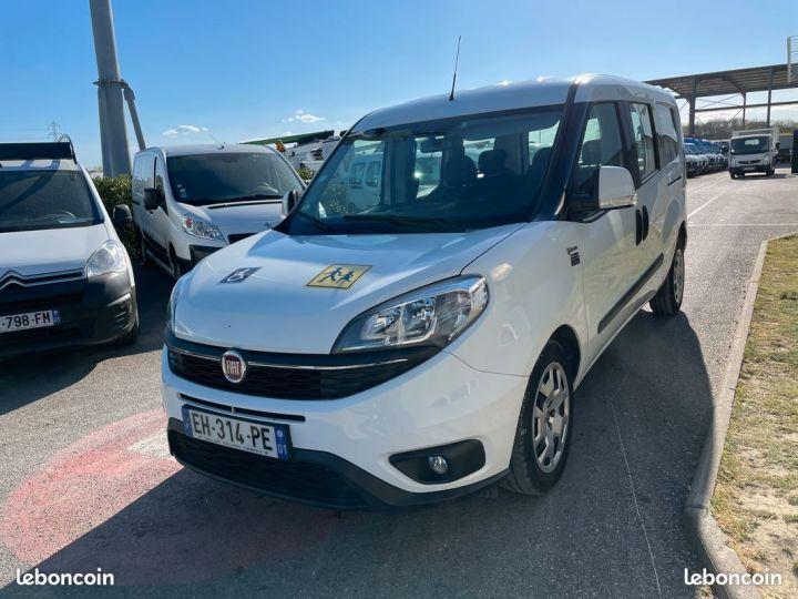 Fiat DOBLO maxi 1.6 120cv tpmr TVA RECUPERABLE  - 2