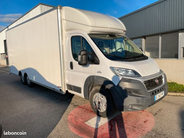 Fiat Ducato 30m3 grand volume 104.000km  - 1