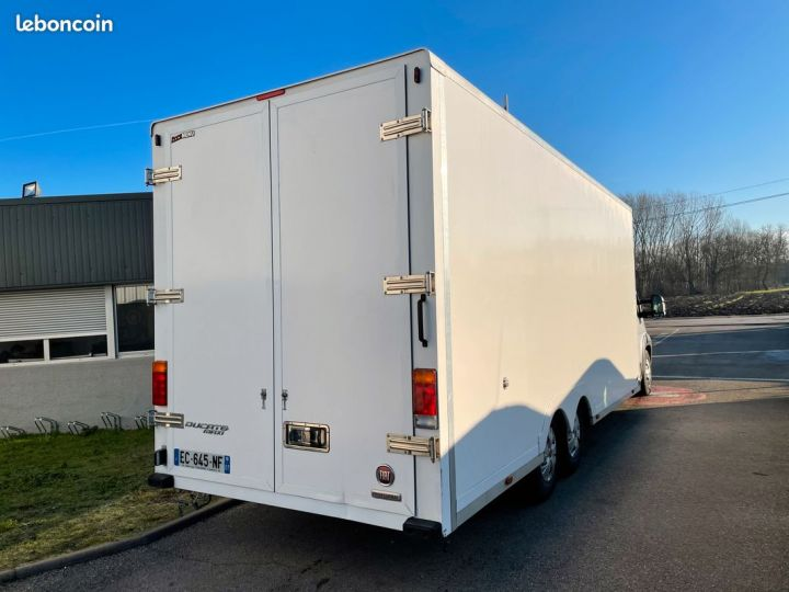 Fiat Ducato 30m3 grand volume 104.000km  - 3