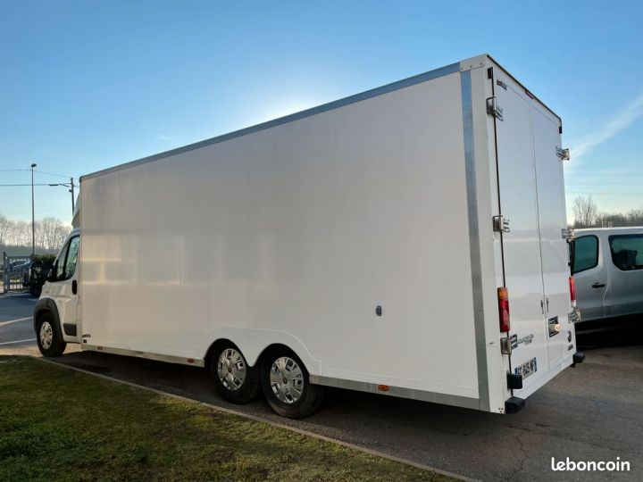Fiat Ducato 30m3 grand volume 104.000km  - 4