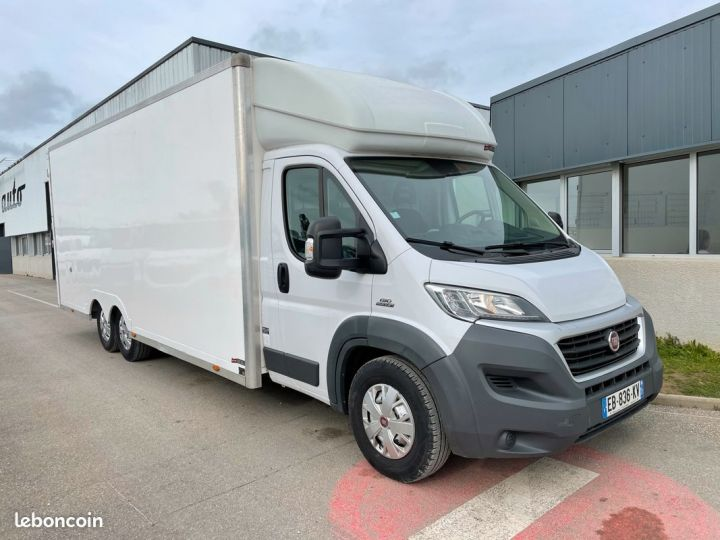 Fiat Ducato 30m3 grand volume 2016 119.000km  - 1