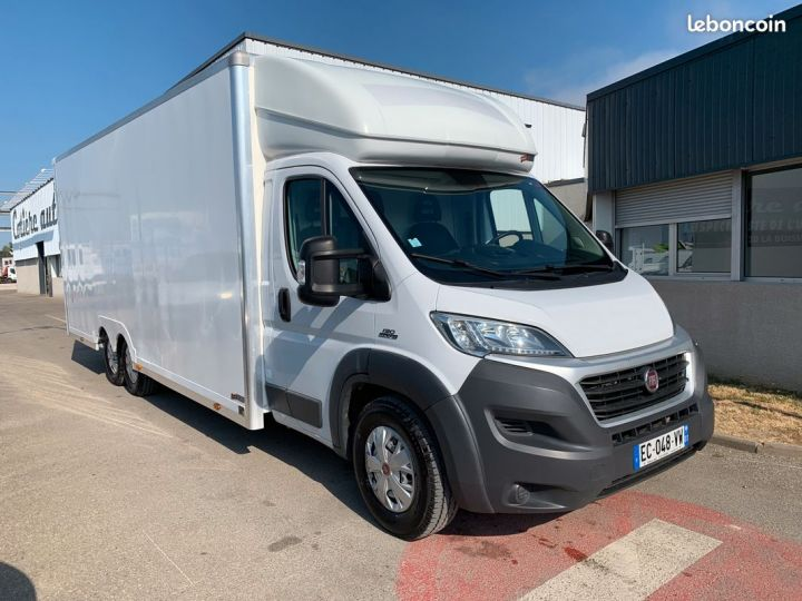 Fiat Ducato 30m3 grand volume 2016 126.000km  - 1