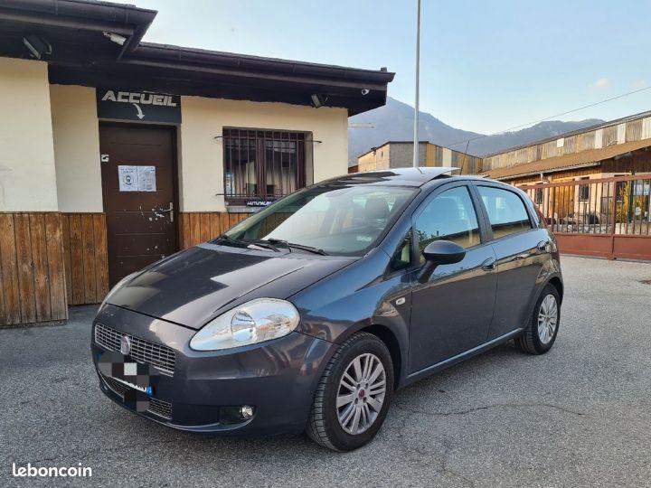 Fiat GRANDE PUNTO 1.3 mtj 90 collezione dualogic 06/2009 TOIT OUVRANT CUIR  - 1