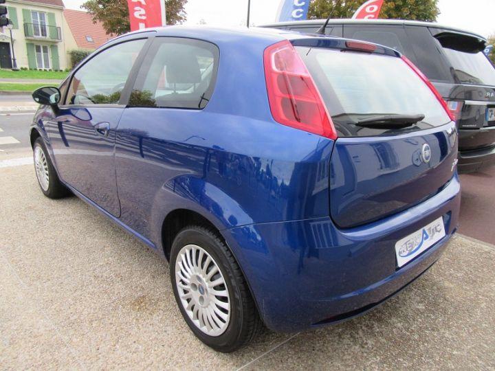 Fiat GRANDE PUNTO 1.4 8V 77CH COLLEZIONE 3P BLEU Occasion - 3