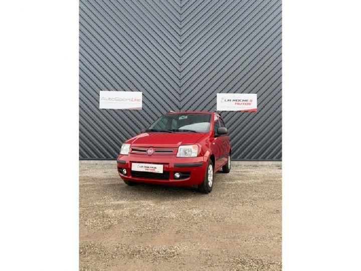 Fiat PANDA 1.2 ess Garantie Rouge - 1