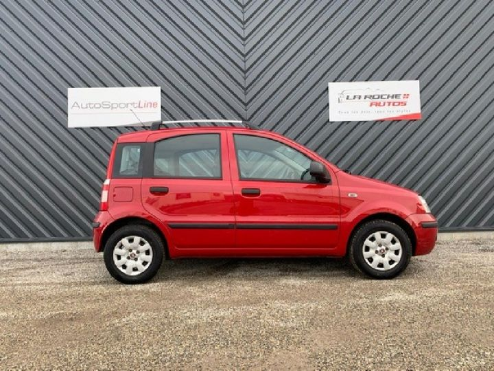 Fiat PANDA 1.2 ess Garantie Rouge - 3