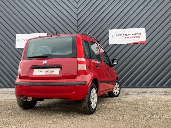Fiat PANDA 1.2 ess Garantie Carte Grise Offerte Rouge - 4