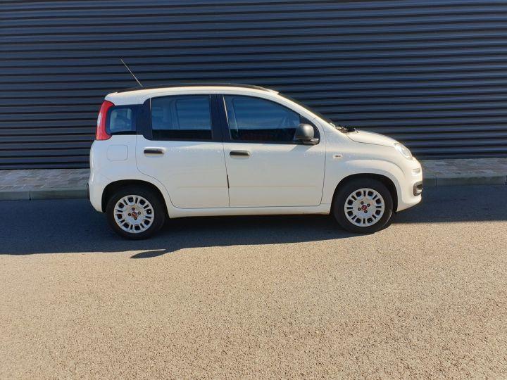 Fiat Panda 3 iii 1.2 69 easy Blanc Occasion - 3