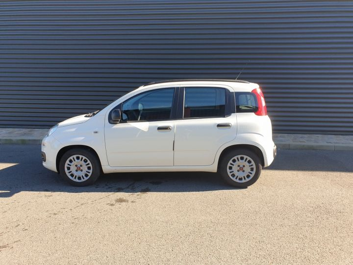 Fiat Panda 3 iii 1.2 69 easy Blanc Occasion - 4