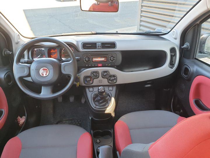 Fiat Panda 3 iii 1.2 69 easy Blanc Occasion - 7