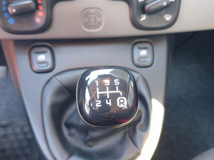 Fiat Panda 3 iii 1.2 69 easy Blanc Occasion - 12