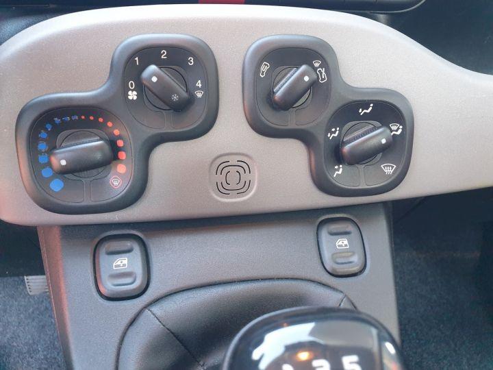 Fiat Panda 3 iii 1.2 69 easy Blanc Occasion - 14