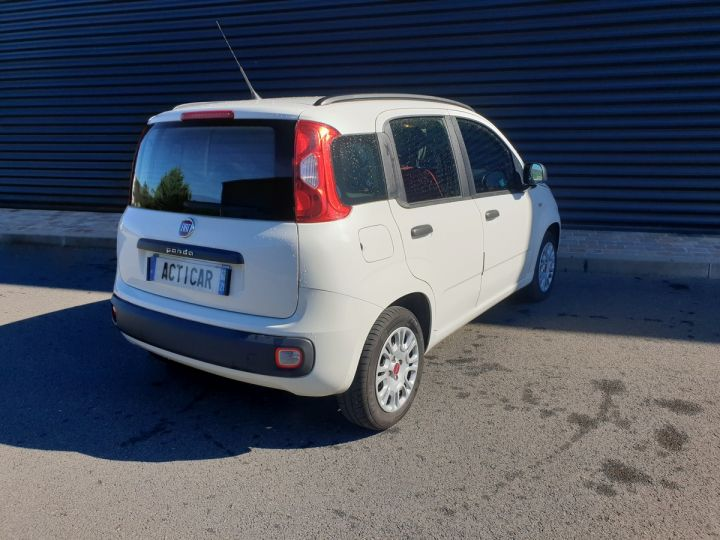 Fiat Panda 3 iii 1.2 69 easy Blanc Occasion - 15