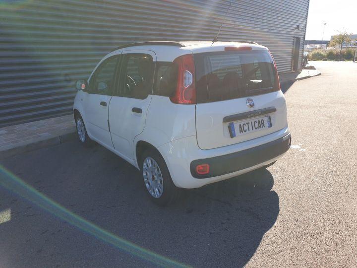 Fiat Panda 3 iii 1.2 69 easy Blanc Occasion - 16