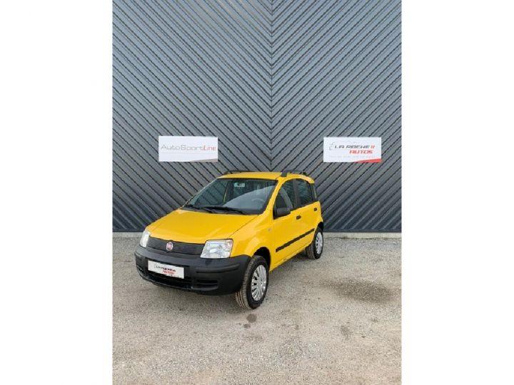 Fiat PANDA 4X4 1.2 TVA récupérable Jaune - 1