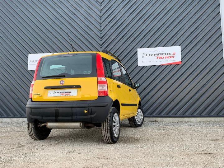 Fiat PANDA 4X4 1.2 TVA récupérable Jaune - 2