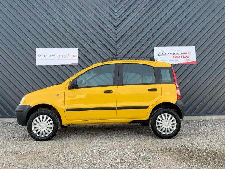 Fiat PANDA 4X4 1.2 TVA récupérable Jaune - 3