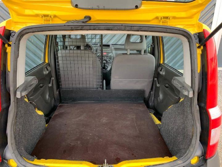 Fiat PANDA 4X4 1.2 TVA récupérable Jaune - 5