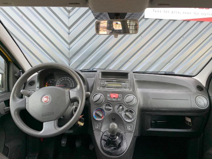 Fiat PANDA 4X4 1.2 TVA récupérable Jaune - 7