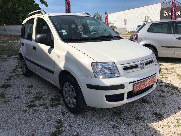 Fiat PANDA DYNAMIC BLANC  Occasion - 2