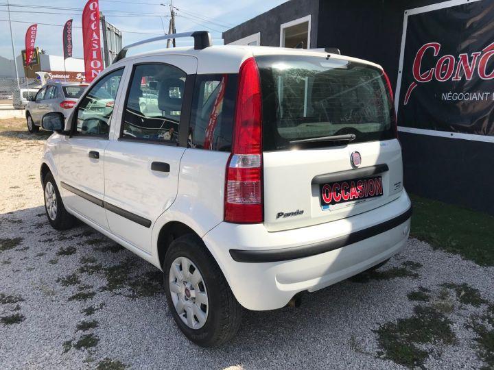 Fiat PANDA DYNAMIC BLANC  Occasion - 3