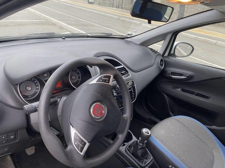 Fiat PUNTO 1.2 8V 69CH EASY 3P Blanc - 2