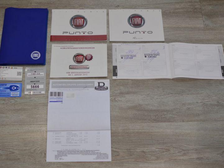 Fiat PUNTO AFFAIRE À SAISIR FIAT PUNTO 1.4 ESSENCE 105 1ère main BLUETOOTH CLIM PARFAIT ÉTAT 7000KMS RARE NOIR - 21