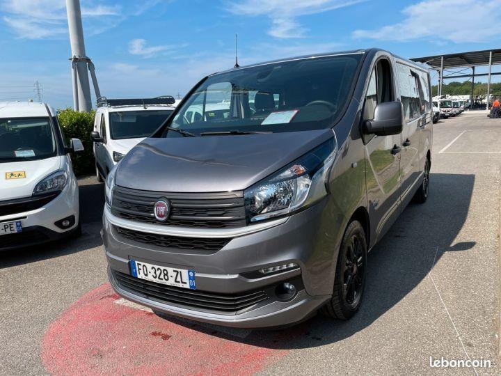 Fiat TALENTO cabine approfondie 6 places 2020  - 2