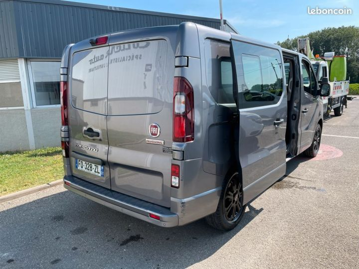 Fiat TALENTO cabine approfondie 6 places 2020  - 3