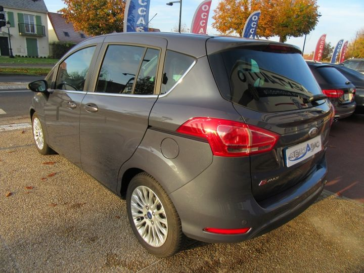 Ford B-MAX 1.0 SCTI 125CH ECOBOOST STOP&START TITANIUM Gris Fonce Occasion - 3