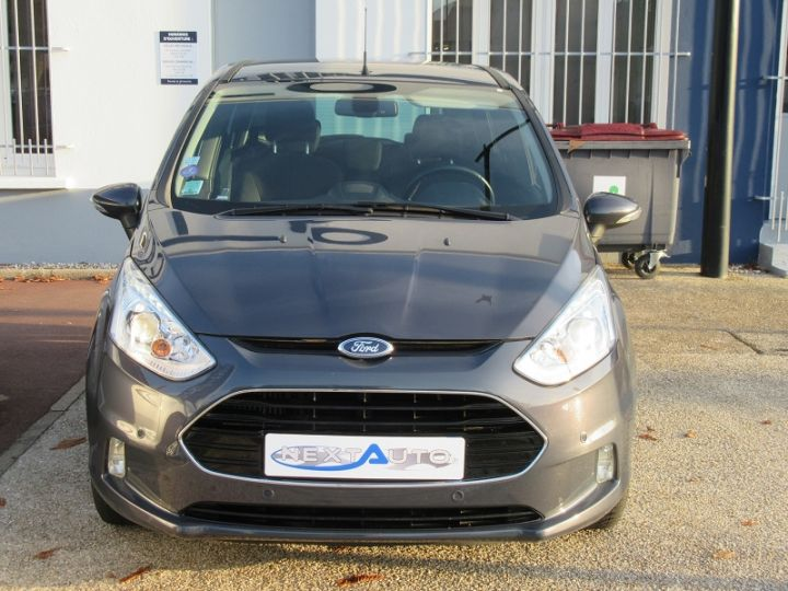 Ford B-MAX 1.0 SCTI 125CH ECOBOOST STOP&START TITANIUM Gris Fonce Occasion - 5