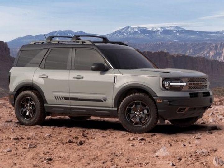 Ford Bronco SPORT 2.7L ECOBOOST V6 8-SP AT Plusieurs Coloris Dispo - 1