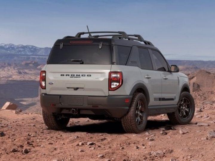 Ford Bronco SPORT 2.7L ECOBOOST V6 8-SP AT Plusieurs Coloris Dispo - 3