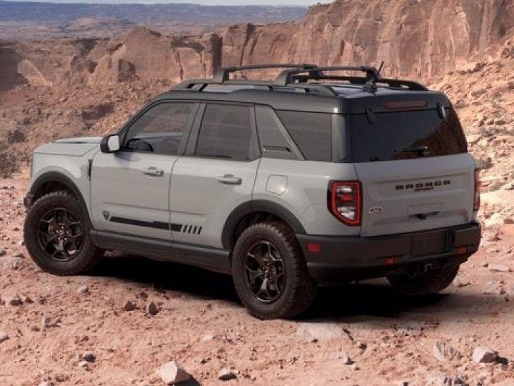 Ford Bronco SPORT 2.7L ECOBOOST V6 8-SP AT Plusieurs Coloris Dispo - 4