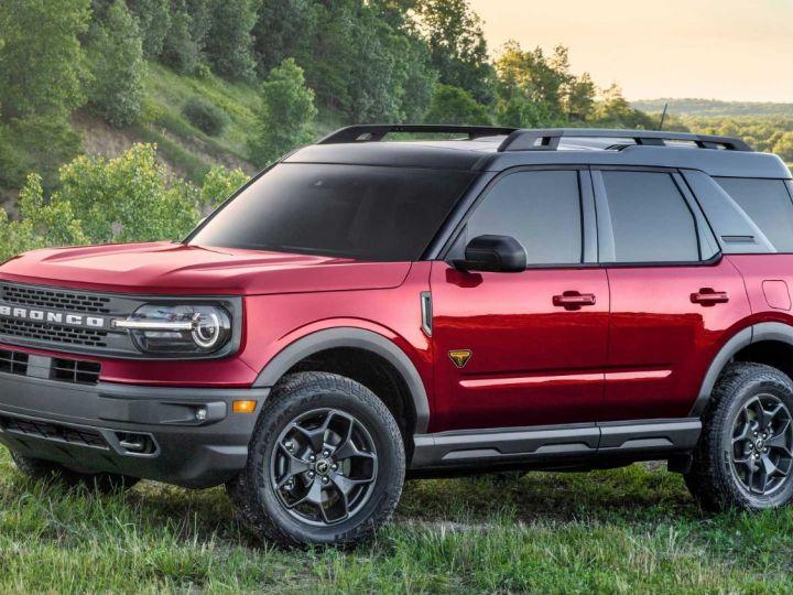 Ford Bronco SPORT 2.7L ECOBOOST V6 8-SP AT Plusieurs Coloris Dispo - 8