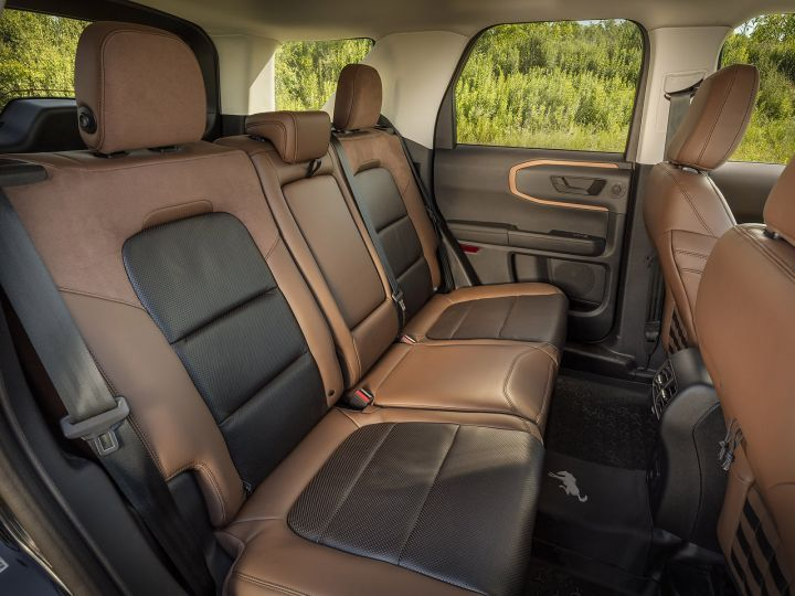 Ford Bronco SPORT 2.7L ECOBOOST V6 8-SP AT Plusieurs Coloris Dispo - 9
