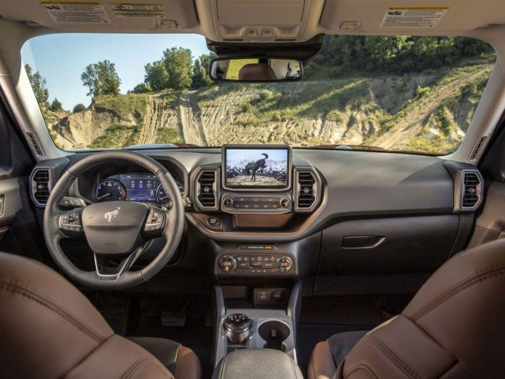 Ford Bronco SPORT 2.7L ECOBOOST V6 8-SP AT Plusieurs Coloris Dispo - 11