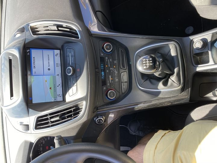 Ford C-MAX 1.0 ECOBOOST 125CH STOP&START TITANIUM X Gris C - 9