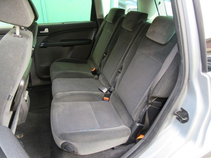 Ford C-MAX 1.6 TDCI 110CH GHIA GRIS CLAIR Occasion - 9