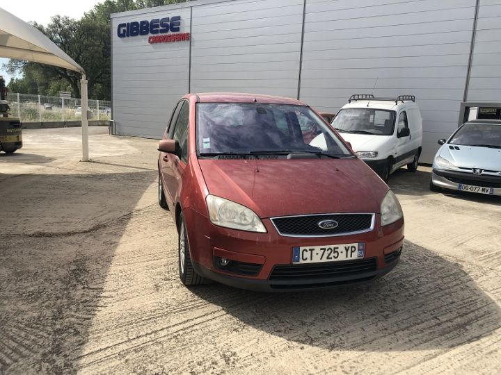 Ford C-MAX 1.8 TDCI 115CH GHIA ROUGE - 1