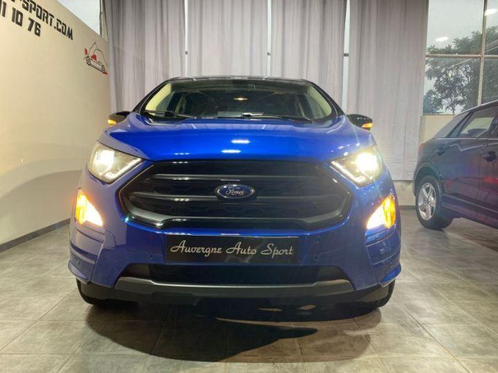 Ford Ecosport 1.0 ECOBOOST 140CH S&S BVM6 ST-LINE BLEU FONCE - 2