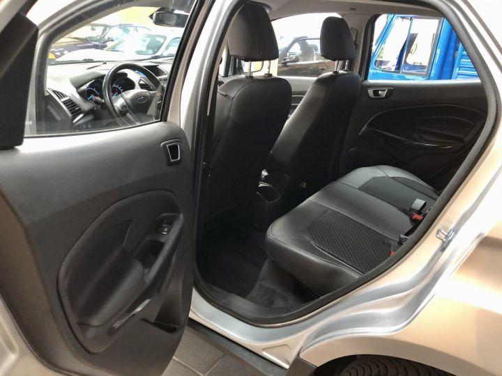Ford Ecosport FORD ECOSPORT 1.5 TDCI GRIS CLAIR - 9