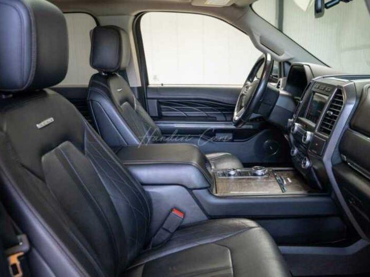 Ford Expedition Max Platinum **Exclusivité** 2019 V6 3.5 Ecoboost 405CV 8pl / FRAIS INCLUS Gris Foncé - 4
