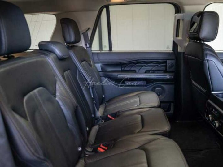Ford Expedition Max Platinum **Exclusivité** 2019 V6 3.5 Ecoboost 405CV 8pl / FRAIS INCLUS Gris Foncé - 5