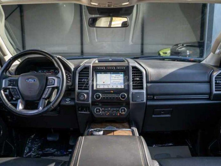 Ford Expedition Max Platinum **Exclusivité** 2019 V6 3.5 Ecoboost 405CV 8pl / FRAIS INCLUS Gris Foncé - 8