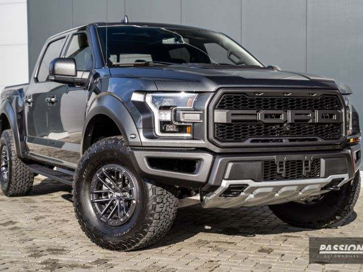 Ford F150 2020 Raptor 802A Luxury Ford Co-Pilot360 Assist 64D 55G 55R - - 1