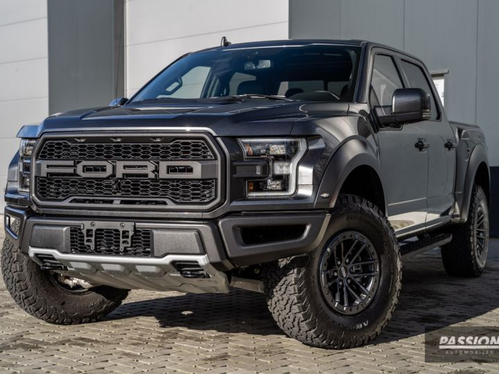 Ford F150 2020 Raptor 802A Luxury Ford Co-Pilot360 Assist 64D 55G 55R - - 3
