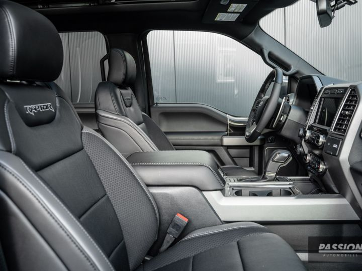 Ford F150 2020 Raptor 802A Luxury Ford Co-Pilot360 Assist 64D 55G 55R - - 8