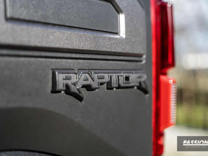 Ford F150 2020 Raptor 802A Luxury Ford Co-Pilot360 Assist 64D 55G 55R - - 39
