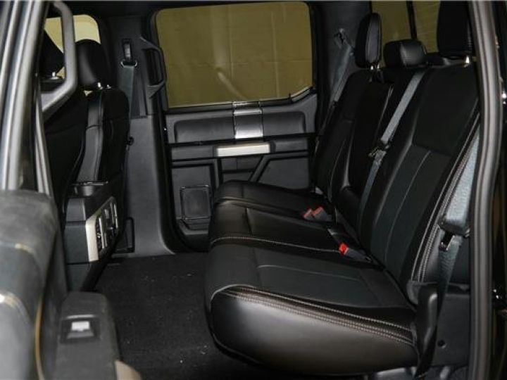 Ford F150  Lariat Sport Flexfuel CTTE/Plateau NOIR Neuf - 6